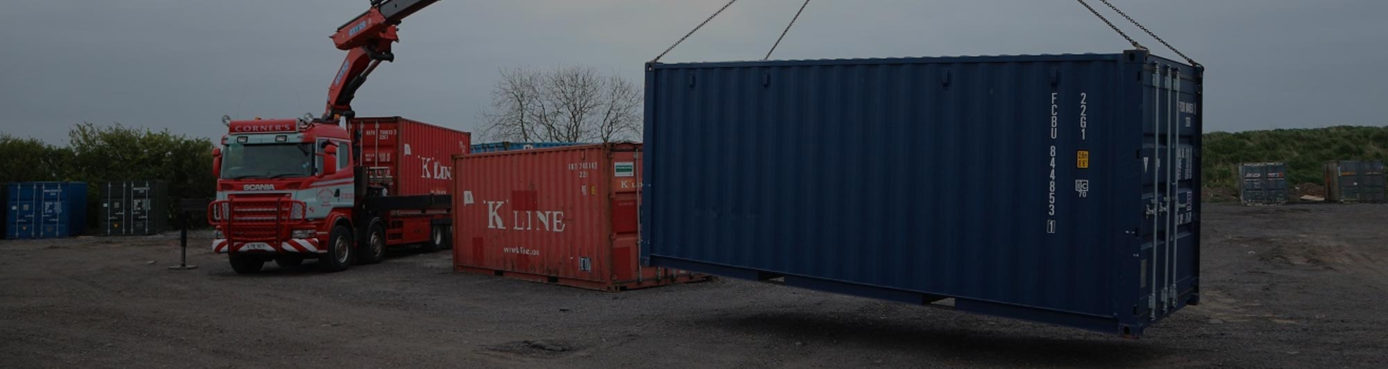 Parsons Containers Shipping Container Sales - Case Study